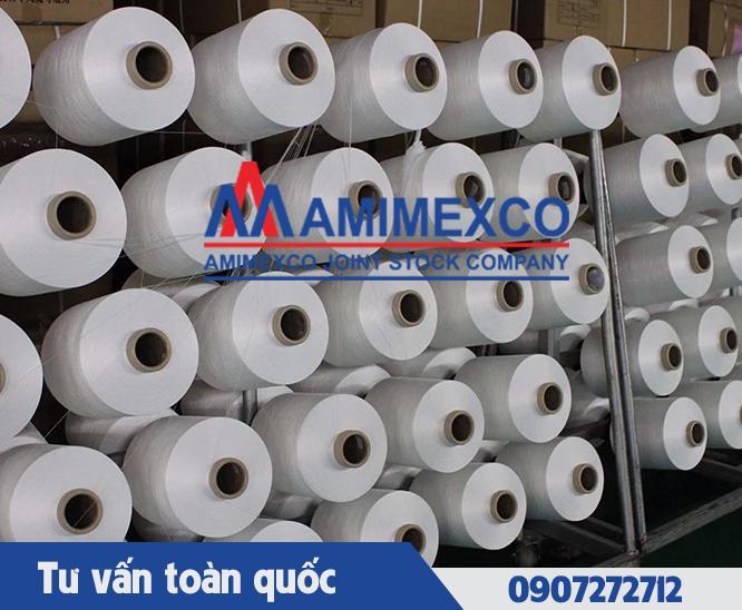 Sợi nhập khẩu polyester-02