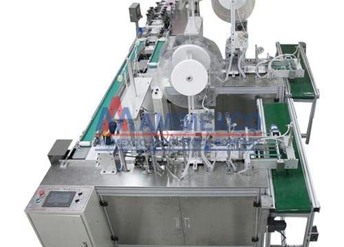 Giới thiệu loại máy sản xuất khẩu trang nhanh nhất thế giới