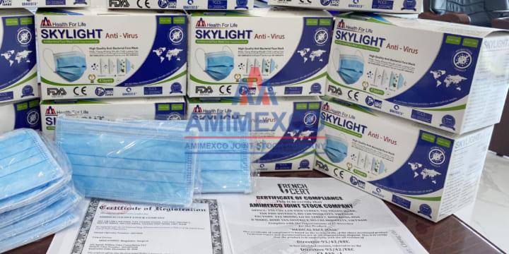 Thương hiệu khẩu trang y tế chất lượng Skylight, lựa chọn số 1 xuất khẩu