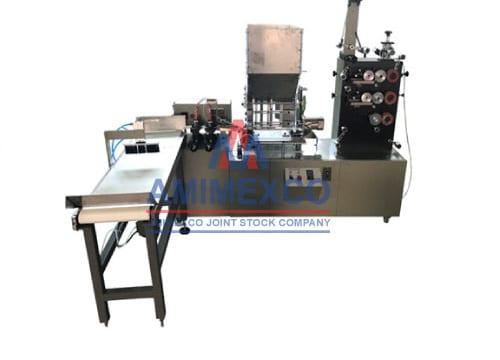Bán máy sản xuất ống hút giấy tự động, sản xuất tiết kiệm chi phí.